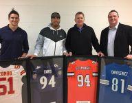 Sterling Heights Stevenson's NFL alumni visit school
