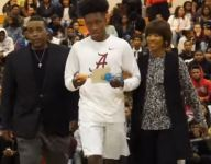 VIDEO: Alabama signee Collin Sexton blows up for 53 points, 11 threes on senior night