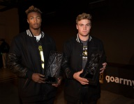 Tate Martell, Shaun Wade receive ALL-USA Player of the Year trophies