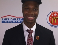 Emotional Lonnie Walker accepts McDonald's All American Game jersey