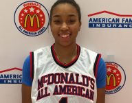 Nation's top player Megan Walker focused on fun at McDonald's All American Game