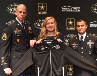 Army All-American Band Diary: Savannah Prosperie on living at West Point, learning to march and more