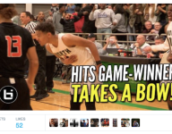 VIDEO: Top PG recruit Trae Young takes a bow after nailing game-winner