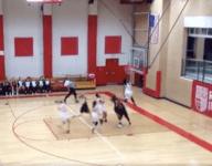 Female dunking sensation Francesca Belibi has been playing basketball less than 16 months