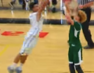 VIDEO: LaMelo Ball tried another casual midcourt three, and this one didn't work out