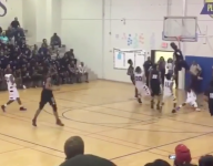 VIDEO: This Vince Carter-level dunk by Chase Hunter is the early standout of 2017