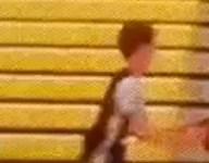 VIDEO: Special needs player in Kansas sinks halfcourt buzzer beater