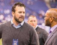 Super Bowl champion Jeff Saturday named coach at Hebron Christian (Ga.)