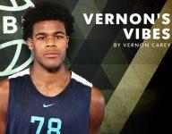 The Vernon Carey Jr. Blog: Midseason strong, recruiting and Prison Break