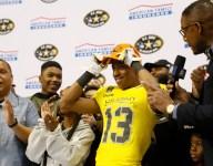 Army All-American receiver Jamire Calvin re-opens recruitment