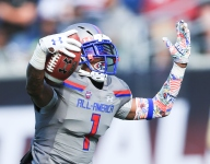 Jeff Thomas leads Team Armour to Under Armour All-America Game win