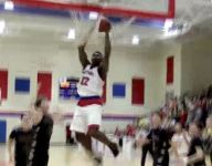 VIDEO: Zion Williamson goes off for 39 points, 14 boards with Bill Self watching