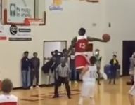 Could high schooler Zion Williamson win the NBA slam dunk contest now?