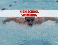 Area boys swimmers advance to Saturday's Section 9 finals