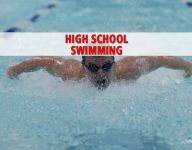 Trzewik-Quinn, Burns win Section 9 swimming titles; others advance to states