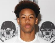 VIDEO: Allen WR Theo Wease Jr. on the Eagles and playing at The Opening