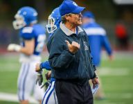 Legendary Catholic Central football coach Tom Mach retiring