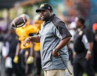 Detroit King coach Tyrone Spencer battles through losing mentors