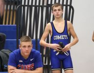 Sibling rivalry: West Liberty's Esmoil brothers push each other to success