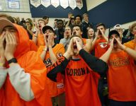 Top 10 high school basketball student sections in the Valley