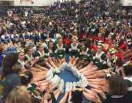 Roosevelt cheer is headed to states, despite the nerves
