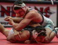 Anthony Mantanona clinches fourth DVL wrestling title