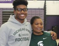 Pioneer LB Antjuan Simmons 'ready to get after it' at Michigan State