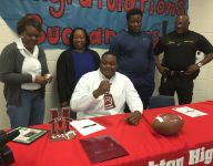 Haughton's Cooper leads large local signing class