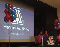 South Salem's Hailey and Hannah Clifford sign to Arizona