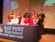 Lorbeck signs with NIU | Signing Day Notes