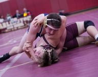Lourdes wrestling optimistic after 1st season back