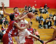 Indians edge Rajahs late to stay at the top