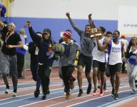 Howard races to boys indoor track state championship
