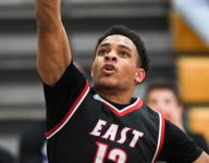 You'll want to watch this Des Moines East buzzer-beater again and again
