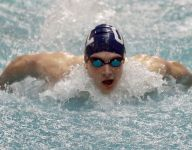 Lourdes swimmers shine at sectionals; locals qualify for states