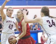 Pairings for girls hoops district tournaments