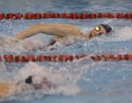 Sacred Heart, Trinity win regional swim titles