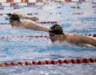 St. X swimmers look to match national record