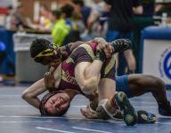 DeWitt, Ionia seniors shine at D2 wrestling district