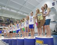 Carmel (Ind.) pushes national record to 31 consecutive state girls swimming titles