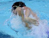 Sprague junior rises seven sports to No. 2 in state swimming prelims