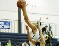 East Lansing girls stop red-hot Grand Ledge
