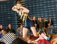 DeWitt wrestlers beat Mason for Division 2 regional title