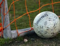 History for Arabs' girls' soccer with home playoff win