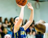 DeWitt girls top Haslett, guarantee share of CAAC Red title