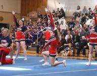 Ketcham cheerleading's Super Six wins Section 1 title