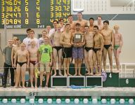No. 1 Carmel, No. 3 Zionsville set stage for boys state swim duel