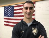 Former Williamston tennis star swinging away for West Point