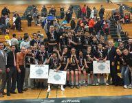 Sprague wins GVC district wrestling championship