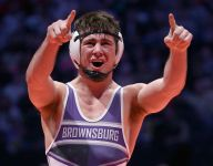 Wrestling: Brayton Lee's title highlights Brownsburg's state championship